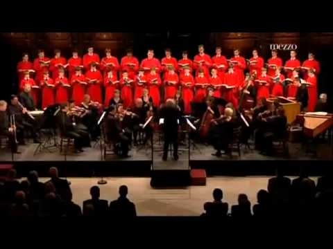 Worthy is the Lamb, Handel's Messiah, The Choir of King's College, Cambridge
