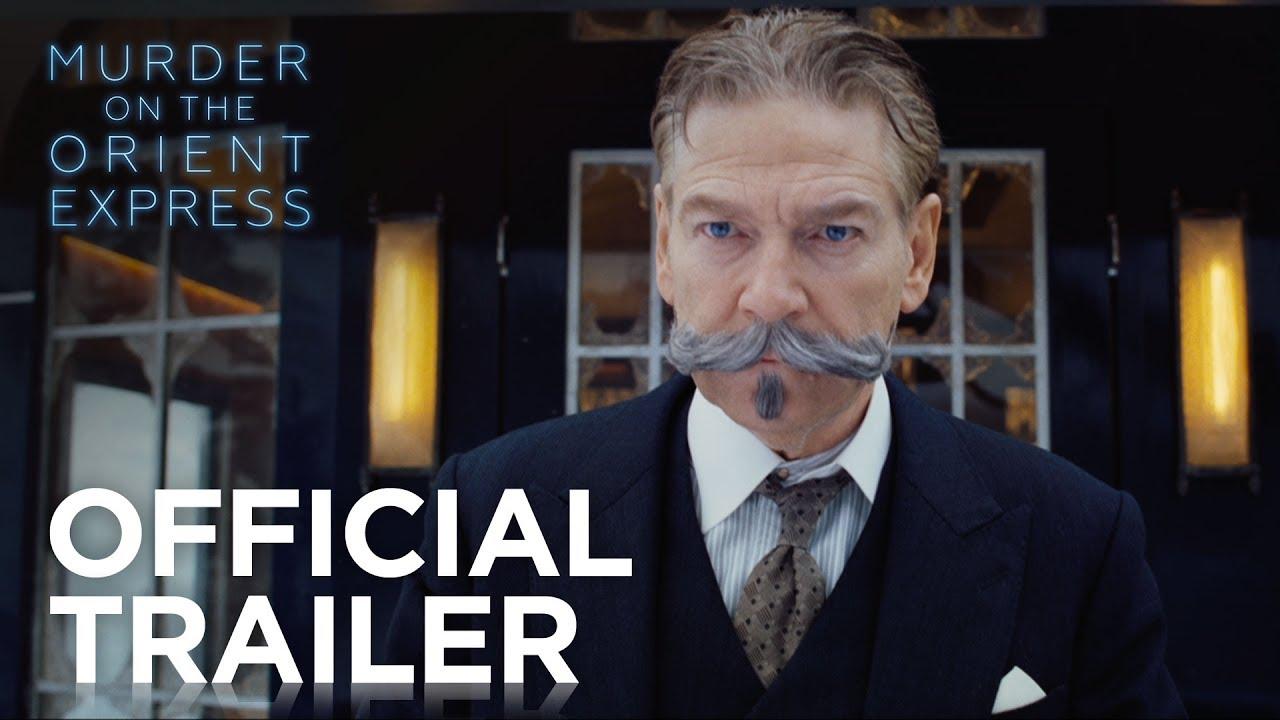 Trailer för Mordet på Orientexpressen