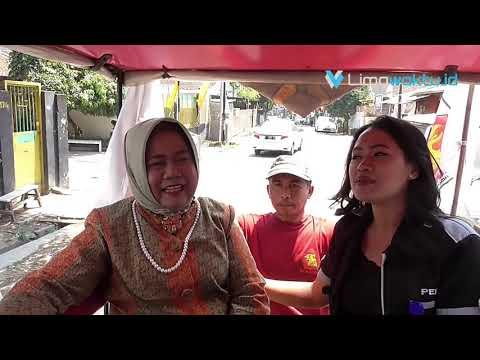 Gelar Reses, Anggota DPRD Cimahi Oneng Aminah Naik Delman