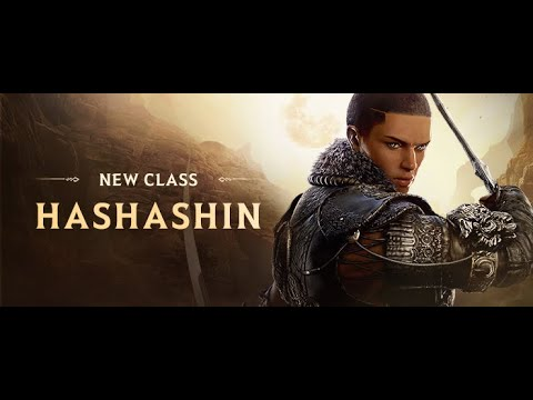 Black Desert Online's Hashashin Class Releases as Timed Console Exclusive