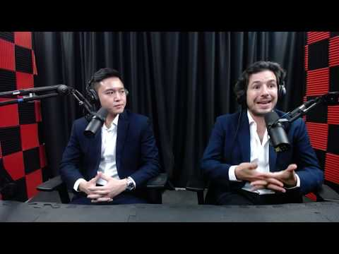Adrien Jorge & John Khoo – Propseller, connecting clients and property agents