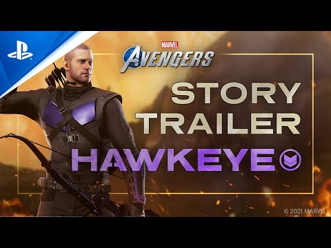 Hawkeye is coming to Marvel's Avengers on March 18