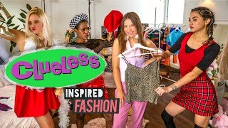 CLUELESS 90s Outfits | Film To Fashion Ep.3