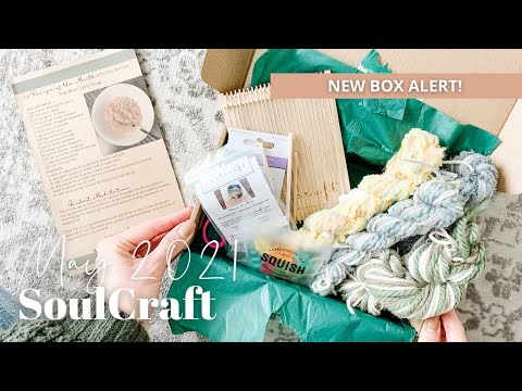 SoulCraft Unboxing May 2021