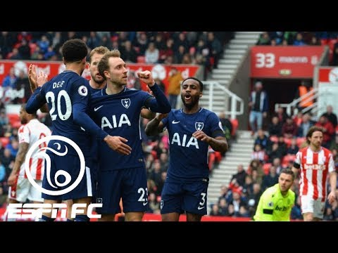 Tottenham can 'make an absolute statement' vs. Manchester City   ESPN FC