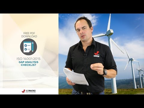 ISO 14001:2015 PDF CHECKLIST   Environmental Management ...