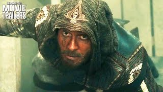 Assassins Creed  New Clips For Video Game Action Movie Starring Michael Fassbender