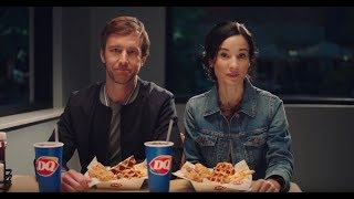 Dairy Queen Commercial with Ryan Churchill & Alison Becker