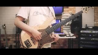 ヨルシカ - 又三郎 ベースで弾いてみた