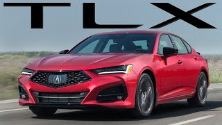 Acura TLX 2020 - dabar