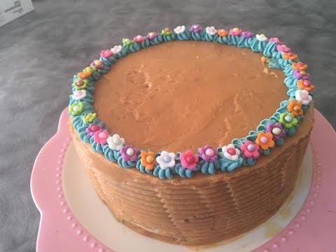 Video Caramel Cake