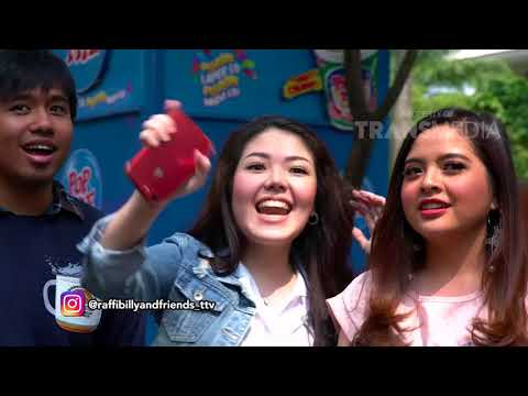 RAFFI BILLY AND FRIENDS - Ngobrol Ngobrol Sama Mantan Penyanyi Cilik (1/7/18) Part 1