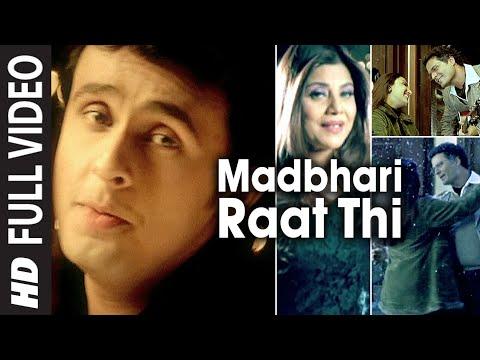 Madbhari Raat  Sonu Nigam  Saapna Mukerji