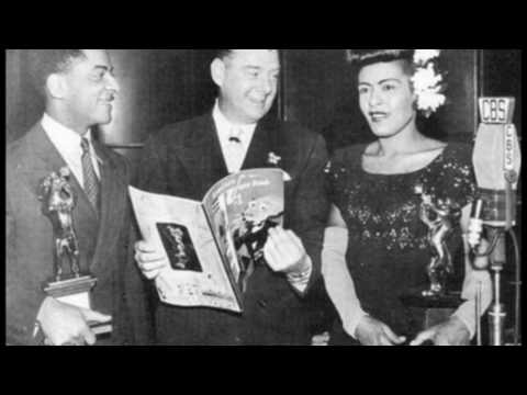 Billie Holiday with Teddy Wilson singing The Man I Love (1947)