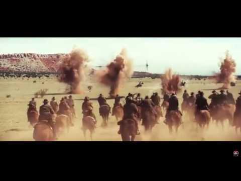 Trailer Cowboys & Aliens