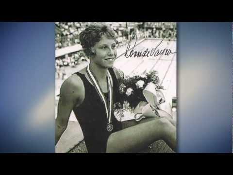 Gold Medal Moments -- Donna De Varona, 1964 Swimming