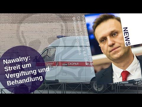 Nawalny: Streit um Vergiftung und Behandlung [Video]