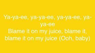 MUSIC 🎶 || Lizzo   Juice Lyrics