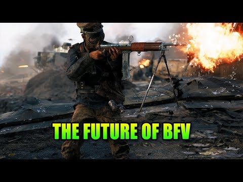 What Is The Future Of Battlefield V?