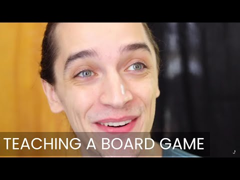 Teaching a Board Game - Phil Jamesson
