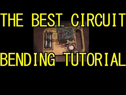 Circuit Bending for Beginners, pt 1 of 4