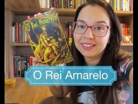 O rei amarelo em Quadrinhos  Editora Draco Blog Leitura Mania