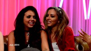 Little Mix - Jade Thirlwall Loving Jesy Nelson When Jesy Didnt Love Herself