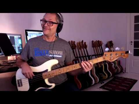 Put it where you want it - The Crusaders - Marlowedk bass playalong