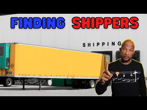 Freight Broker Training : How Freight Brokers Find Shippers (Step By Step)