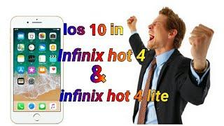 how to root infinix hot 4 x557 - मुफ्त ऑनलाइन