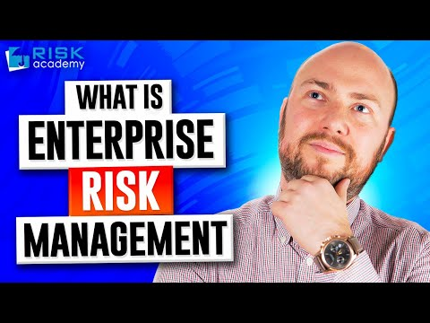 67. What is Enterprise Risk Management (ERM)? - YouTube