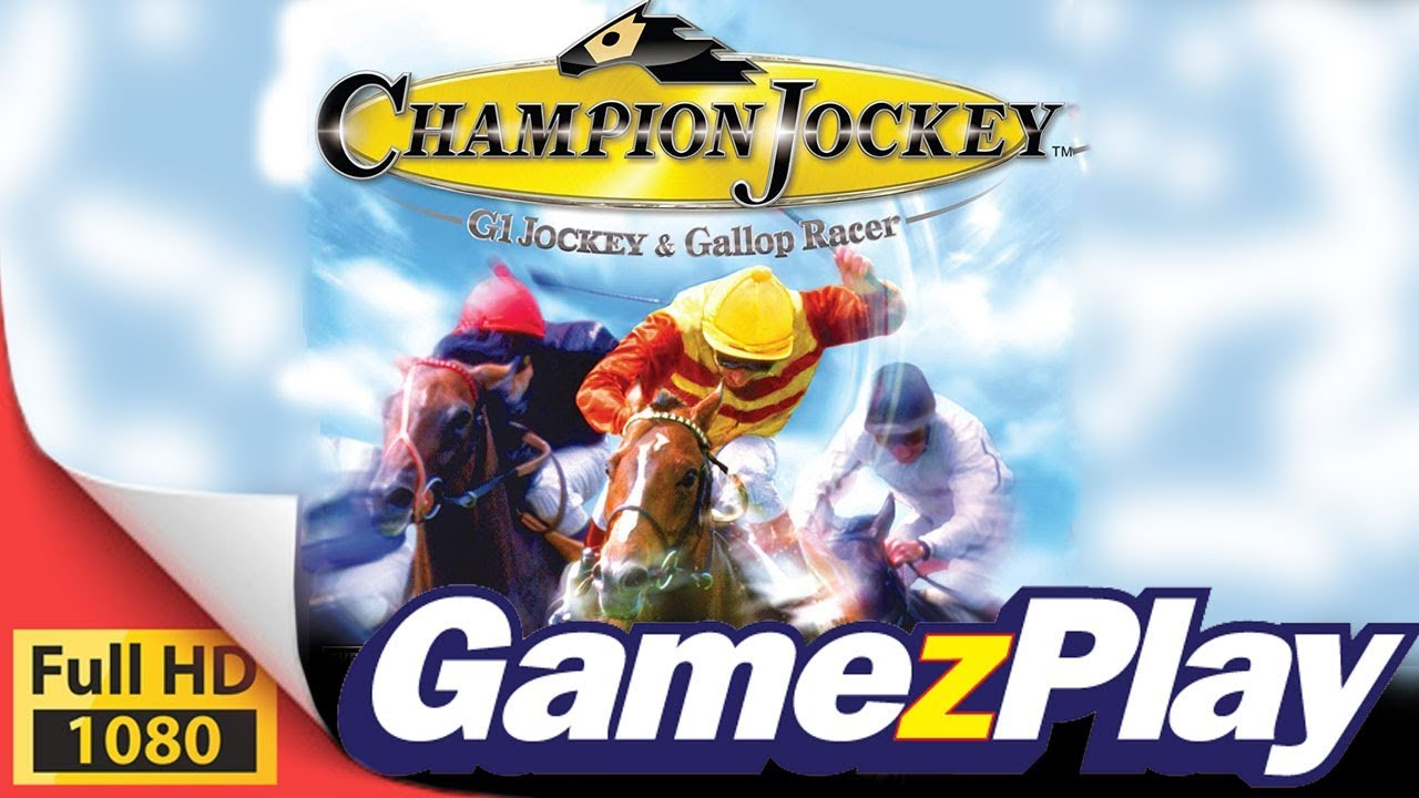 Melbourne Cup Reminder: Horse Racing Video Games Are Weird