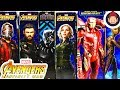 Download Video Avengers Infinity War Toys Power FX Titan Hero Series Figures Star-Lord Thor & Mission Tech Iron Man