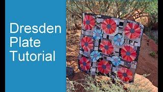Modern Dresden Quilts