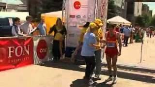 preview picture of video 'Skopje Marathon 2010 - Skopski Maraton 2010'