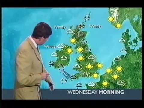 BBC Weather 18th February 2003