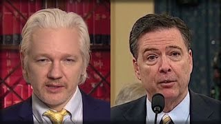 COMEY GOT CRUSHED: WHAT WIKILEAKS LEAKED THIS MORNING PROVES THAT JAMES COMEY IS A LIAR!