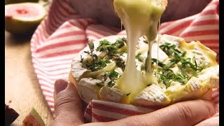 Baked Brie 3 Ways | How To