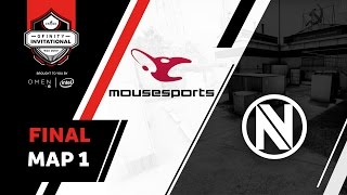 EnVyUs v Mousesports - Grand-Finals Map 1 [Cache]