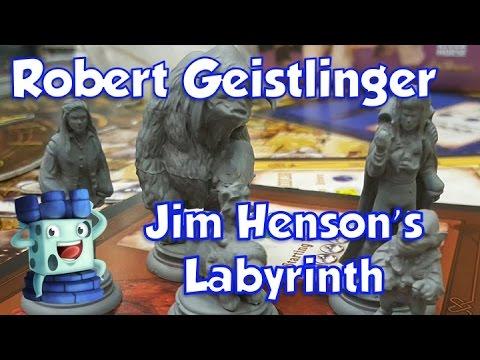 Jim Henson's Labyrinth Review - with Robert Geistlinger