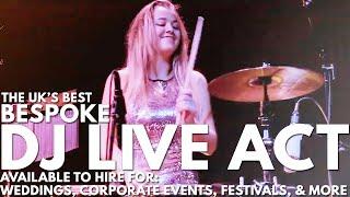 BRAND NEW ACT - NEXT LEVEL DJ LIVE