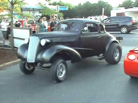 1937 Chevy Coupe Walkaround - смотреть онлайн на Hah Life