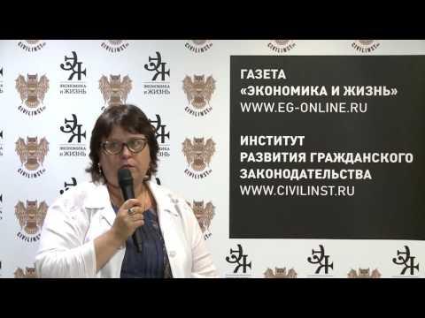 Видео беседы с Мариной Карповой