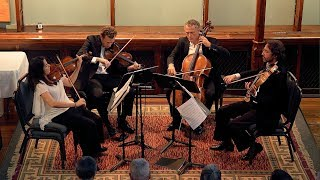 Pacifica Quartet performs Mendelssohn, Shostakovich, & Haydn
