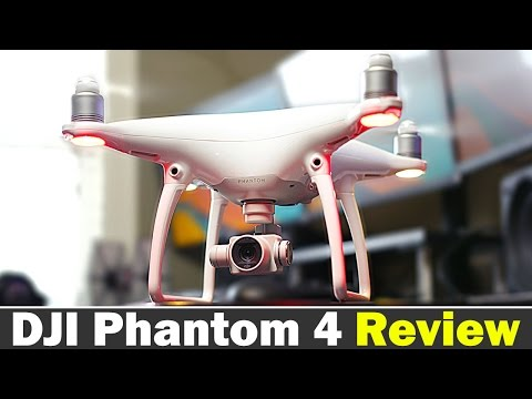 DJI Phantom 4 In-Depth Review – Best Drone ever?