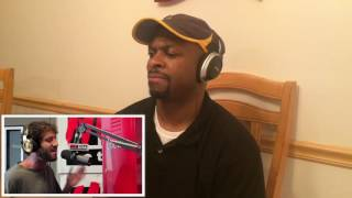 The Hot Seat: Lil Dicky Freestyle [Exclusive Video] REACTION!!!