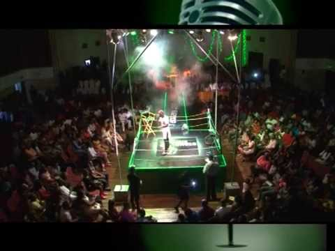 Bash Comedian Thrills Audience Live At Stand Up Nigeria Boxing Day