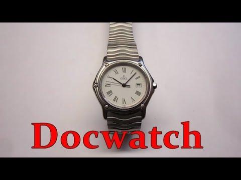 Changement pile sur une montre EBEL Femme