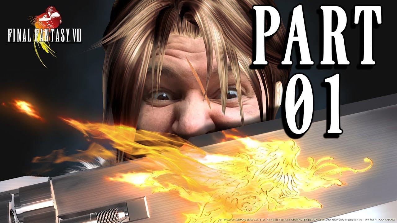 Final Fantasy VIII – Part 1: Die Hos, Hose, Die Hos, Die Hose!