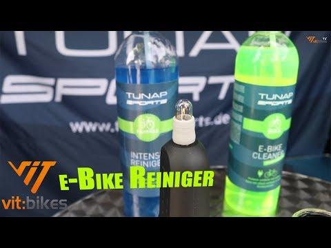 Tunap E-bike Reiniger - vit:bikesTV Spezial E-bike Days 082